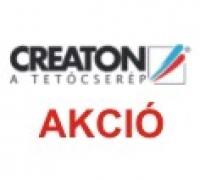 Creaton akció